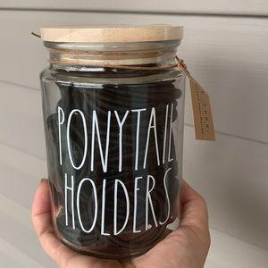 Rae Dunn Ponytail holders brand new 150